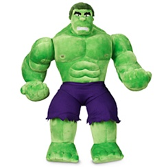 Hulk Plush Doll - 16 1/2''