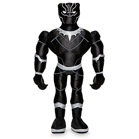 Black Panther Plush - Medium