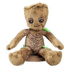 Groot Mini Magnetic Shoulder Plush - Guardians of the Galaxy Volume 2 - 5''