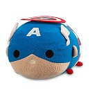 Captain America ''Tsum Tsum'' Plush	- Medium - 11''