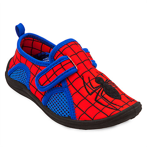 Spider-Man Swim Shoes for Kids