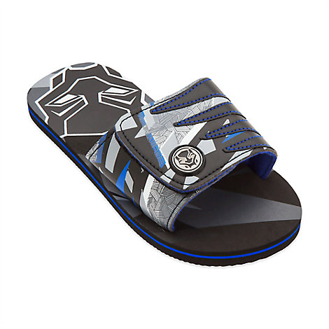 Black Panther Sandals for Kids