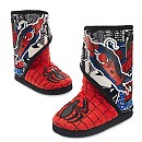 Spider-Man Deluxe Slippers for Kids