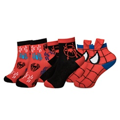 Spider-Man: Into the Spider-Verse Sock Set for Kids