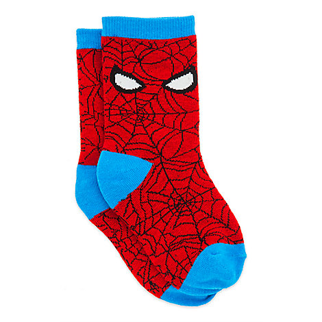 Spider-Man Crew Socks for Boys
