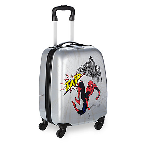 Spider-Man Rolling Luggage for Kids