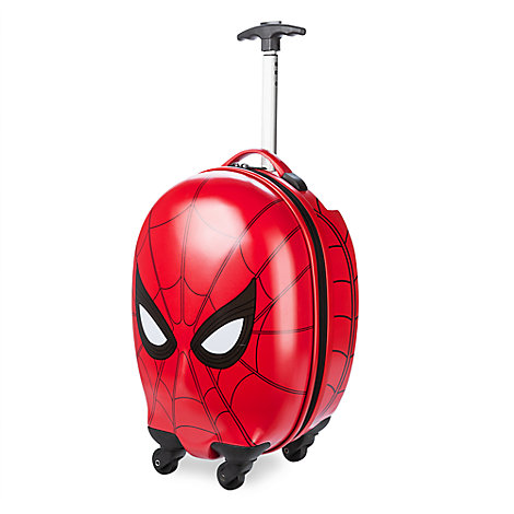 Spider-Man Rolling Luggage - Small