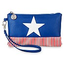 Captain America Wristlet Case