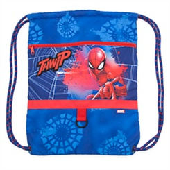 Spider-Man Swim Bag for Kids