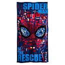Spider-Man Beach Towel for Kids - Personalizable