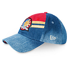 7f5bf1558 ... Marvel's Captain Marvel Baseball Cap for Adults by New Era