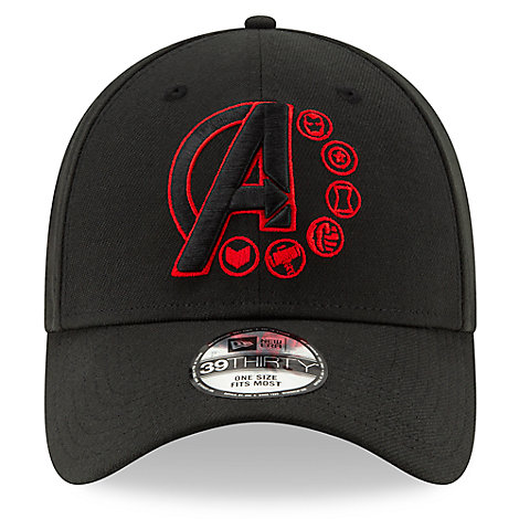 d8d6146a Marvel's Avengers: Endgame Baseball Cap for Adults by New Era - Marvel  Studios 10th Anniversary | Other Accessories | Marvel Shop