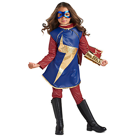 Ms. Marvel Costume for Kids