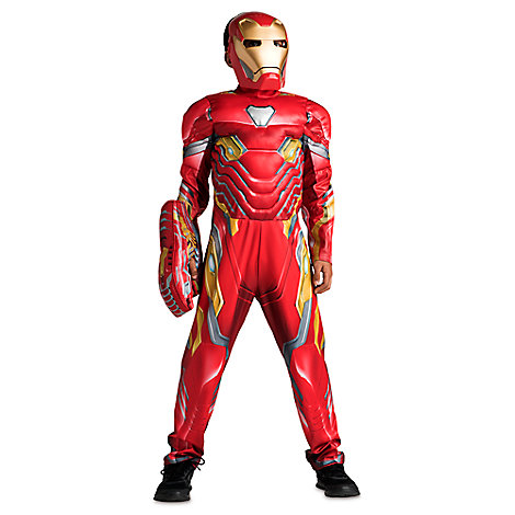 Iron Man Costume for Kids - Marvel's Avengers: Infinity War
