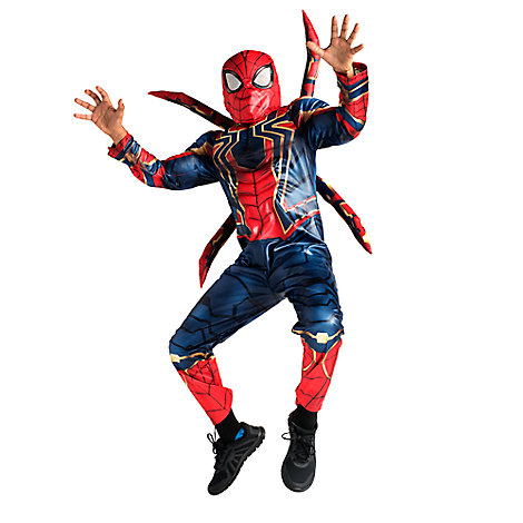 Iron Spider Costume for Kids - Marvelu0027s Avengers Infinity War  sc 1 st  Marvel Shop & Iron Spider Costume for Kids - Marvelu0027s Avengers: Infinity War ...