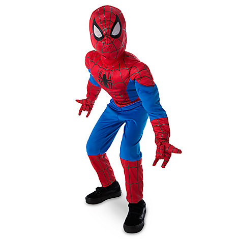 Spider-Man Ultimate Light-Up Costume for Kids