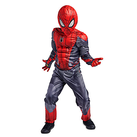 Spider-Man Costume Set for Kids - Spider-Man: Far from Home