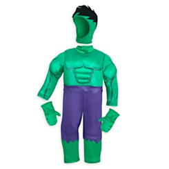Hulk Costume for Baby