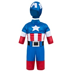 Captain America Costume for Baby