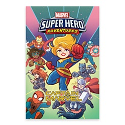 Captain Marvel - Marvel Super Hero Adventures Comic Book