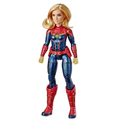 Captain Marvel Photon Power FX Light-Up Action Figure by Hasbro