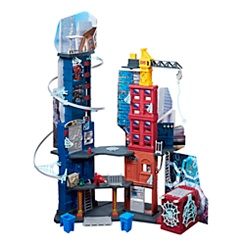 Spider-Man Mega City Playset