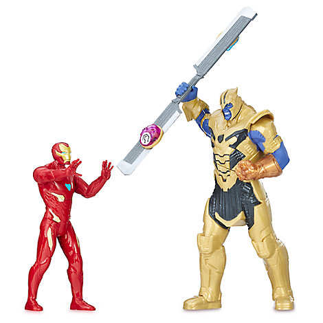 Iron Man vs. Thanos Battle Set - Marvel's Avengers: Infinity War