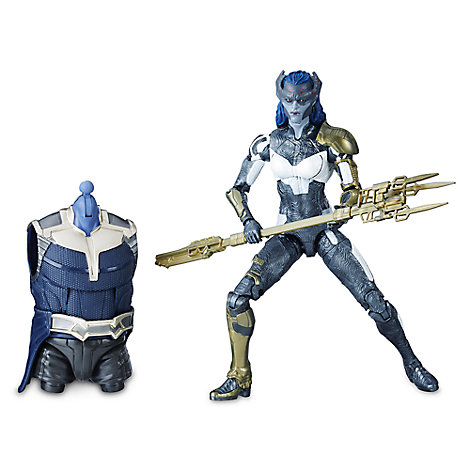 Proxima Midnight Action Figure - Marvel's Avengers: Infinity War Legends Series