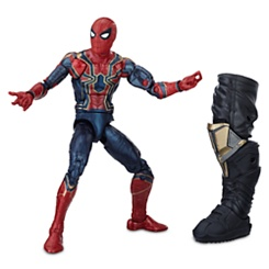 Iron Spider Action Figure - Marvel's Avengers: Infinity War Legends Series