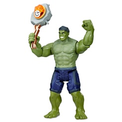 Hulk Action Figure with Infinity Stone - Marvel's Avengers: Infinity War