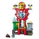 Iron Man Headquarters Playskool Heroes Marvel Super Hero Adventures Playset
