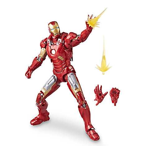 Iron Man Mark VII Action Figure - Legends Series - Marvel Studios 10th Anniversary