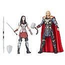 Thor and Sif Action Figure Set - Legends Series - Marvel Studios 10th