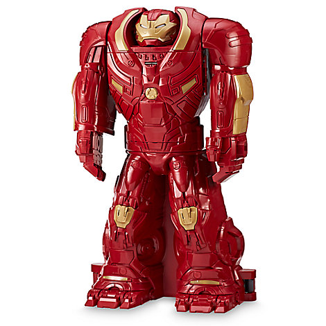 Hulkbuster Ultimate Figure HQ Play Set by Hasbro - Marvel's Avengers: Infinity War