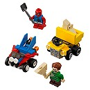 Mighty Micros: Scarlet Spider vs. Sandman Playset by LEGO
