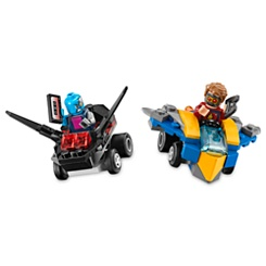 Mighty Micros: Star-Lord vs. Nebula Playset by LEGO