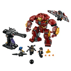 The Hulkbuster Smash-Up Playset by LEGO - Marvel's Avengers: Infinity War