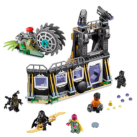 Corvus Glaive Thresher Attack Playset by LEGO - Marvel's Avengers: Infinity War