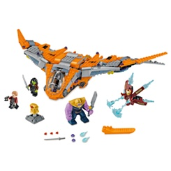 Thanos: Ultimate Battle Playset by LEGO - Marvel's Avengers: Infinity War