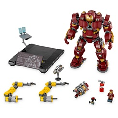 Hulkbuster: Ultron Edition Playset by LEGO - Marvel's Avengers: Age of Ultron