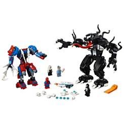 Spider-Man Spider Mech vs. Venom Playset by LEGO