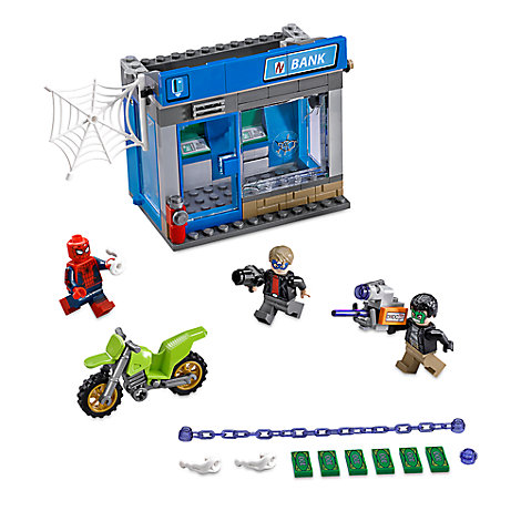 ATM Heist Battle Playset by LEGO - Spider-Man: Homecoming