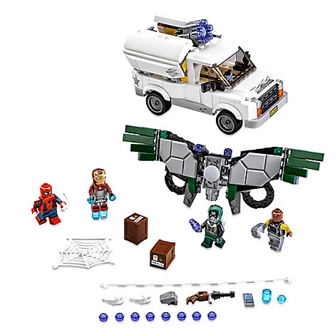 Beware the Vulture Playset by LEGO - Spider-Man: Homecoming | Play ...