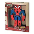 Spider-Man Wood Warriors Figure