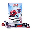 Spider-Man and Venom Ozobot Robotics Starter Pack