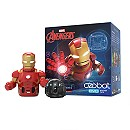 Ozobot Evo and Marvel's The Avengers Smart Robot Toy Master Pack - Iron Man