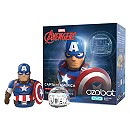 Ozobot Evo and Marvel's Avengers Smart Robot Toy Master Pack - Captain America
