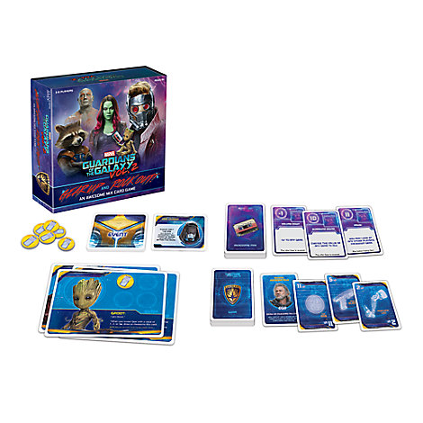 Guardians of the Galaxy Vol. 2 - Gear Up and Rock Out! An Awesome Mix Card Game