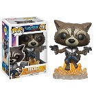 Rocket Pop! Vinyl Bobble-Head Figure by Funko - Guardians of the Galaxy Vol. 2