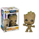 Groot Pop! Vinyl Bobble-Head Figure by Funko - Guardians of the Galaxy Vol. 2
